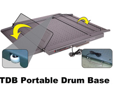 TDB Portable Drum Scale