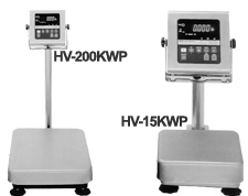Washdown Stainless Steel Bench/Floor Scale