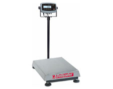 Defender 5000 Ohaus Low Profile Scale w/Column
