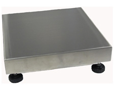 All Stainless Steel Platform Base Model TBT SS